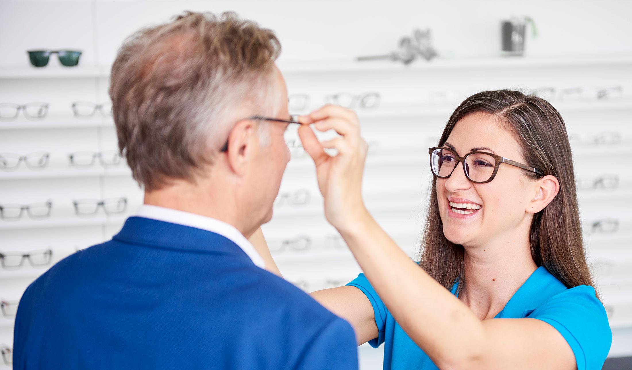 AzemOptik: Gleitsichtbrillen, optische Brillen, Sehhilfen, gesundes Sehen, Augenärztliche Kompetenz